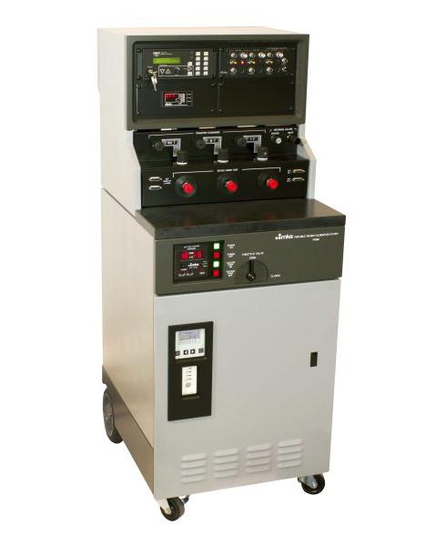 Calibrador para Baratron e Sensor de Vácuo