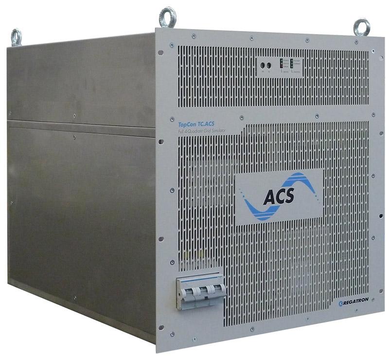 Amplificador de Sinais HIL e RTS