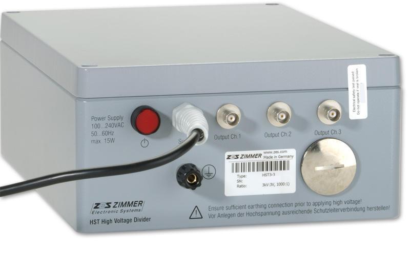 Analisador de Potência Wattimetro