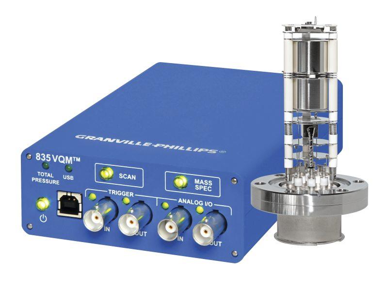 Monitor de Qualidade do Vácuo (Ion Trap)